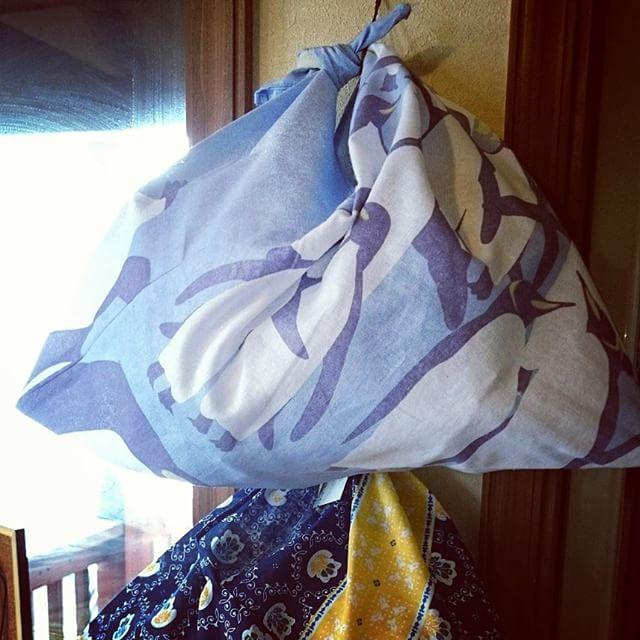 納品その2。あずま袋。#あずま袋 #小樽...