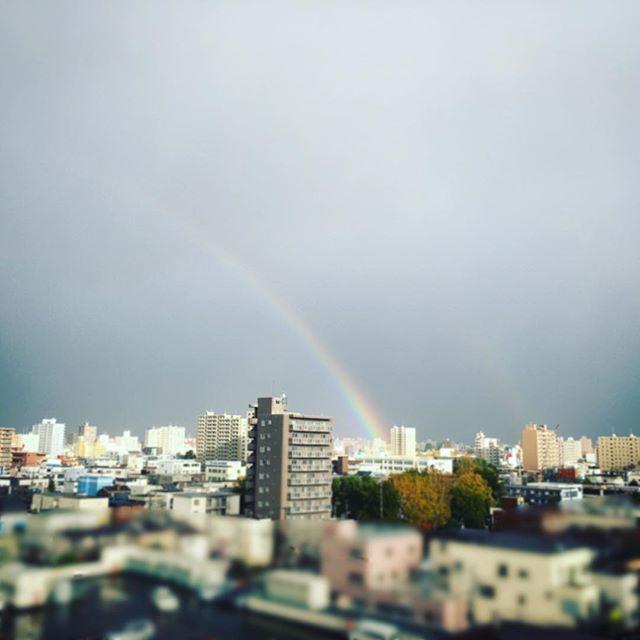 #イマソラ #二重の虹