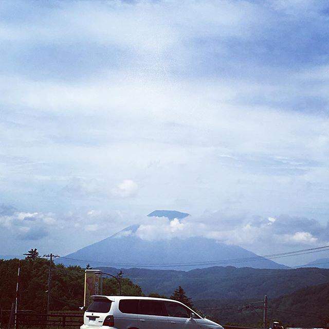 羊蹄山 (Instagram)